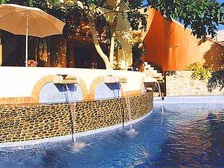 Two Bdrm Hillside Villa Overlooking Banderas Bay - La Cruz de Huanacaxtle vacation rentals