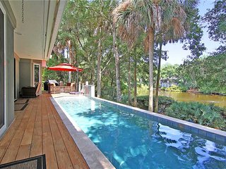 Nice House with Deck and A/C - Kiawah Island vacation rentals