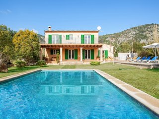 Magnificent Villa Sion with Private Pool and Great - Pollenca vacation rentals
