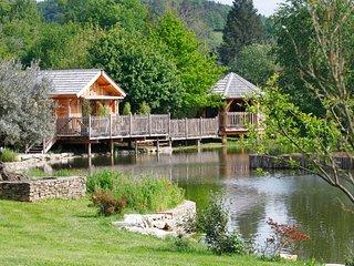 Cabanes Spa Vallée de la Dordogne - Argentat sur Dordogne vacation rentals