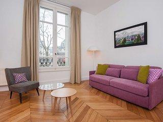 217471 - Appartement 4 personnes Parc Monceau - 18th Arrondissement Butte-Montmartre vacation rentals