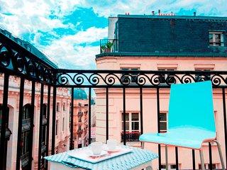 S02065 - Studio 3 personnes Opéra - 1st Arrondissement Louvre vacation rentals