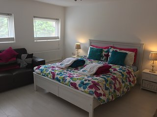 The Stable Luxury Studio with Double Jacuzzi Bath - Ravensden vacation rentals