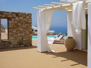 Villa Zas - Naxos Grande Vista - Vivlos vacation rentals