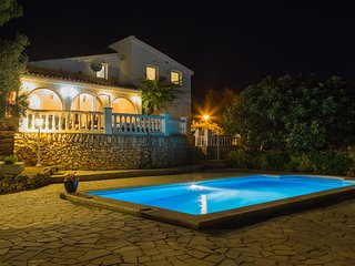 Villa with huge private pool & amazing sea views! - El Perello vacation rentals