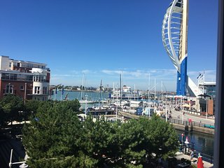 NEW: Harbour Views from Gunwharf Quays - Portsmouth vacation rentals