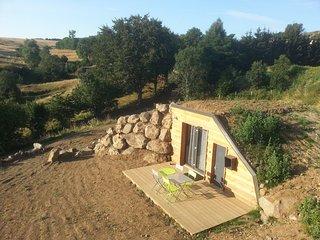 Collinéa - Habitat insolite semi enterré - Saint-Urcize vacation rentals