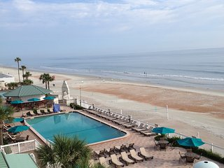 Oceanview 11th fl one bedroom Daytona Beach Resort - Daytona Beach vacation rentals