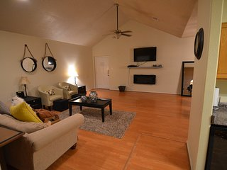 Spacious 4 bedroom Villa in Houston - Houston vacation rentals