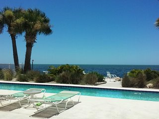Gulf Front Beach House w/ Private Pool & Beach - Hernando Beach vacation rentals