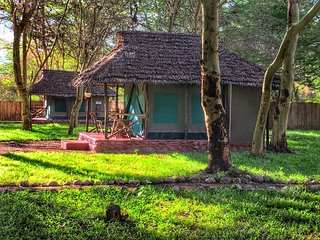 A Campsite and Tented Camp that is in Wilderness - Mto wa Mbu vacation rentals
