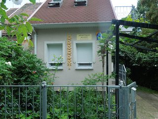 Bright Buk vacation Apartment with Parking Space - Buk vacation rentals