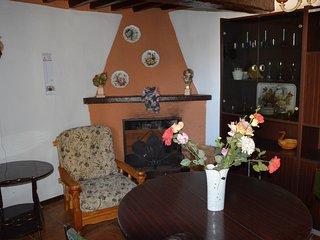 Romantic 1 bedroom Orciatico House with Television - Orciatico vacation rentals