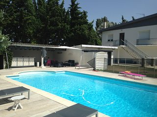 Grande villa moderne, au calme de la campagne - Sauzet vacation rentals