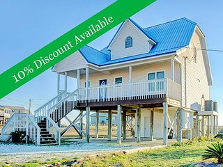 10% Discount Available! | Island Retreat | Awesome decks | Pet-Friendly! - Dauphin Island vacation rentals