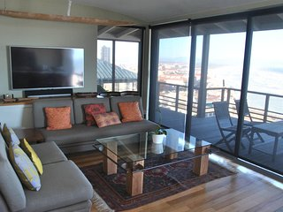 House has sea views from every room - Muizenberg vacation rentals