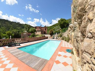 Nice house with a great view.Private pool.8 people - Lucca vacation rentals