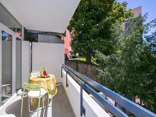 Bright 1 bedroom Lugano Apartment with Internet Access - Lugano vacation rentals