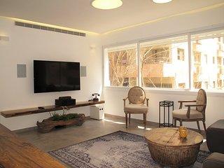 Zrubavel gorgeous 2 bedrooms apartmet - Tel Aviv vacation rentals