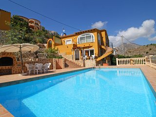 4 bedroom Villa with Television in Calpe - Calpe vacation rentals