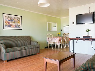 Ocean Front 2-Room Suite at the Colony Apartments_Apt 4 - Ocean City vacation rentals