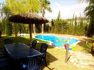 Casa Cunit for 8 guests,  just 5 minutes from the glimmering Mediterranean Sea - Costa Dorada vacation rentals