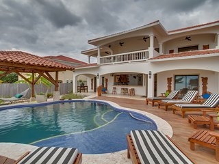 5 Bedroom Private Beach Front Custom Home with Pool - Placencia vacation rentals