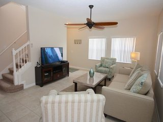 Terra Verde 4 Bedroom 3 Bath Townhouse With Private Pool. 4739VBP - Kissimmee vacation rentals