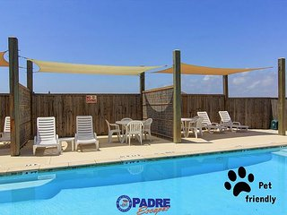New 3/2.5 Townhouse Close to the Beach and w/a Saltwater Pool - Corpus Christi vacation rentals
