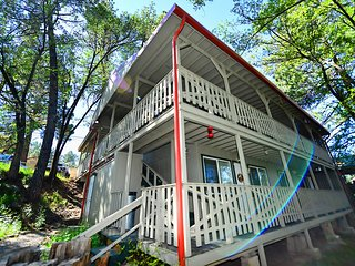 RELAX ON THE RIVER - Ruidoso vacation rentals