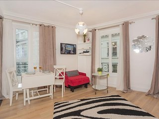 ST- BOURSE FEYDEAU STUDIO - Paris vacation rentals