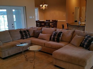 Beautiful 4 Bedroom House in Gated Golf Course - Gautier vacation rentals