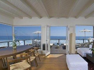 #89 Ocean Front Property Malibu 3BR - Point Mugu vacation rentals