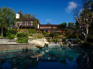 #296 Private Malibu Ranch Style Estate w/ Ocean Views - Malibu vacation rentals
