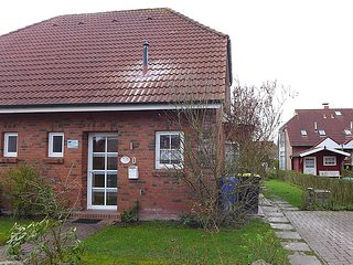 Comfortable House with Television and DVD Player - Nessmersiel vacation rentals
