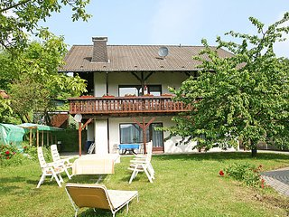 Sunny House with Television and Balcony - Gellershausen vacation rentals