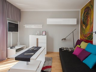 Studio with a great view on Przechodnia - Warsaw vacation rentals