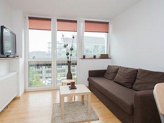 Quiet Apartment on Graniczna - Warsaw vacation rentals