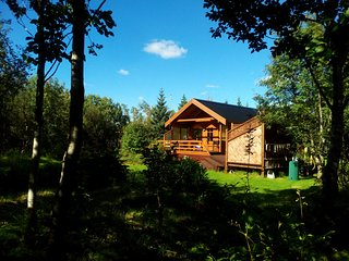 Golden Circle cabin with Jacuzzi and WiFii - Arborg vacation rentals