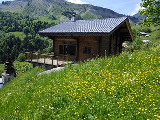 Nice Chalet with Internet Access and Satellite Or Cable TV - Saint-Nicolas-la-Chapelle vacation rentals