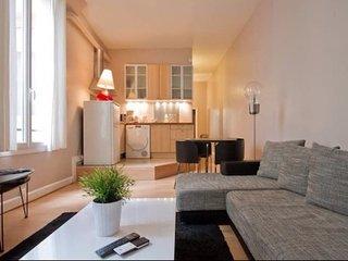 Beau trois pièces dans le centre de Paris - Paris vacation rentals