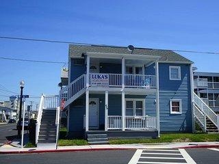 The Lukas Apartments Apt 1: Three Bedroom Apartment - Ocean City vacation rentals