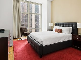 Furnished 2-Bedroom Apartment at Broadway & W 49th St New York - New York City vacation rentals