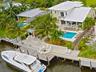5br South Beach Estate With Waterfront And Pool - Miami Beach vacation rentals