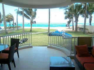 Perfect Kiting condo ONLY 30 steps to beach - Cabarete vacation rentals