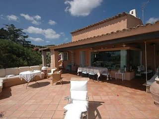 Delightful Villa in Sardinia with Furnished Terrace and Pool - Villa Raphael - Porto Rafael vacation rentals