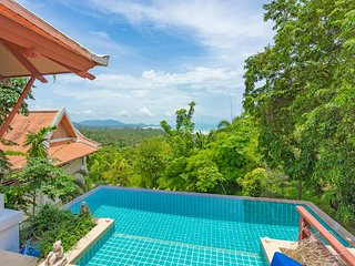 SUNSET OCEAN VIEW VILLA - Chaweng vacation rentals
