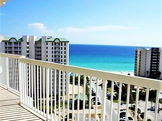 St. Lucia Penthouse 5 Gulf Views! BEACH FRONT RESORT! - Destin vacation rentals