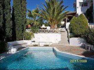 Villa In Anavyssos With Pool - Anavyssos vacation rentals