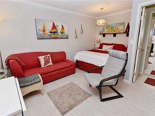 Sea Rocket 18, Studio, Ground Floor, BBQ Area, WiFi, Sleeps 4 - North Redington Beach vacation rentals